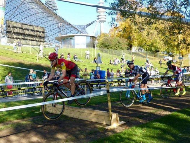 Cyclo Cross im Olympiapark