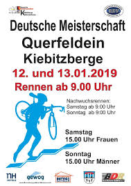 Plakat DM Cross 2019