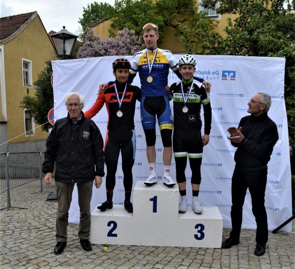 Siegerehrung Eilte Straßenmeisterschaft 2019 Obb